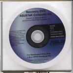 Windows Vista (ASUS OEM Recovery CD)