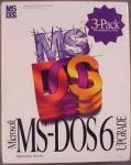 MS-DOS 6 Upgrade