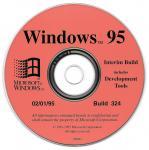 Windows 95 Build 324
