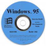 Windows 95 Build 342