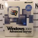 Microsoft 2000 Advanced Server