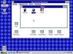 Windows 3.11 для рабочих групп + Calmira
